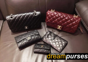 chanel replica bag and wallets