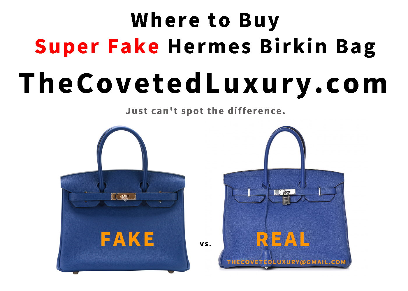 Hermes Replica Quality vs Authentic Hermes