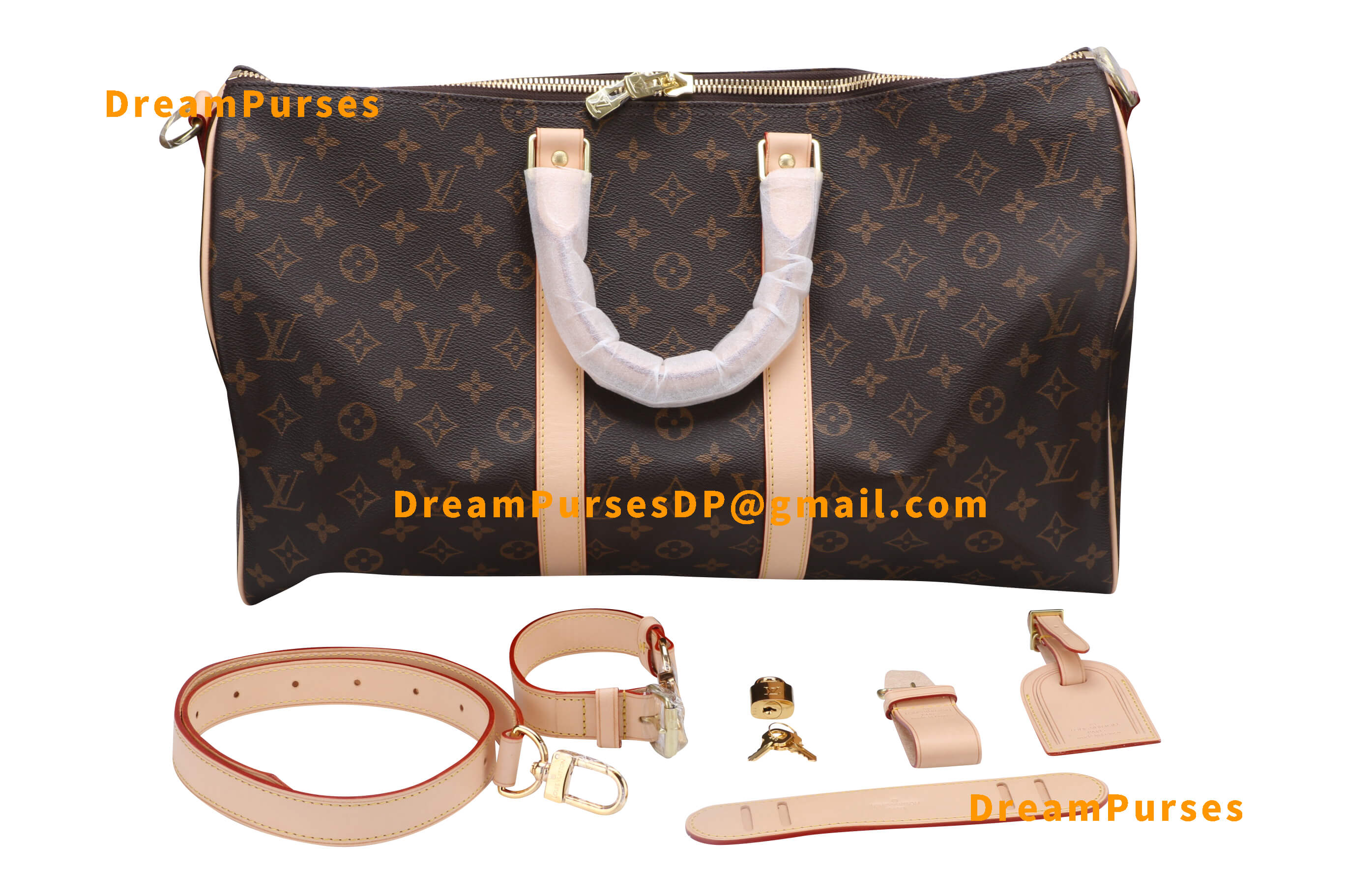 Louis Vuitton Replica Bags Keepall 45