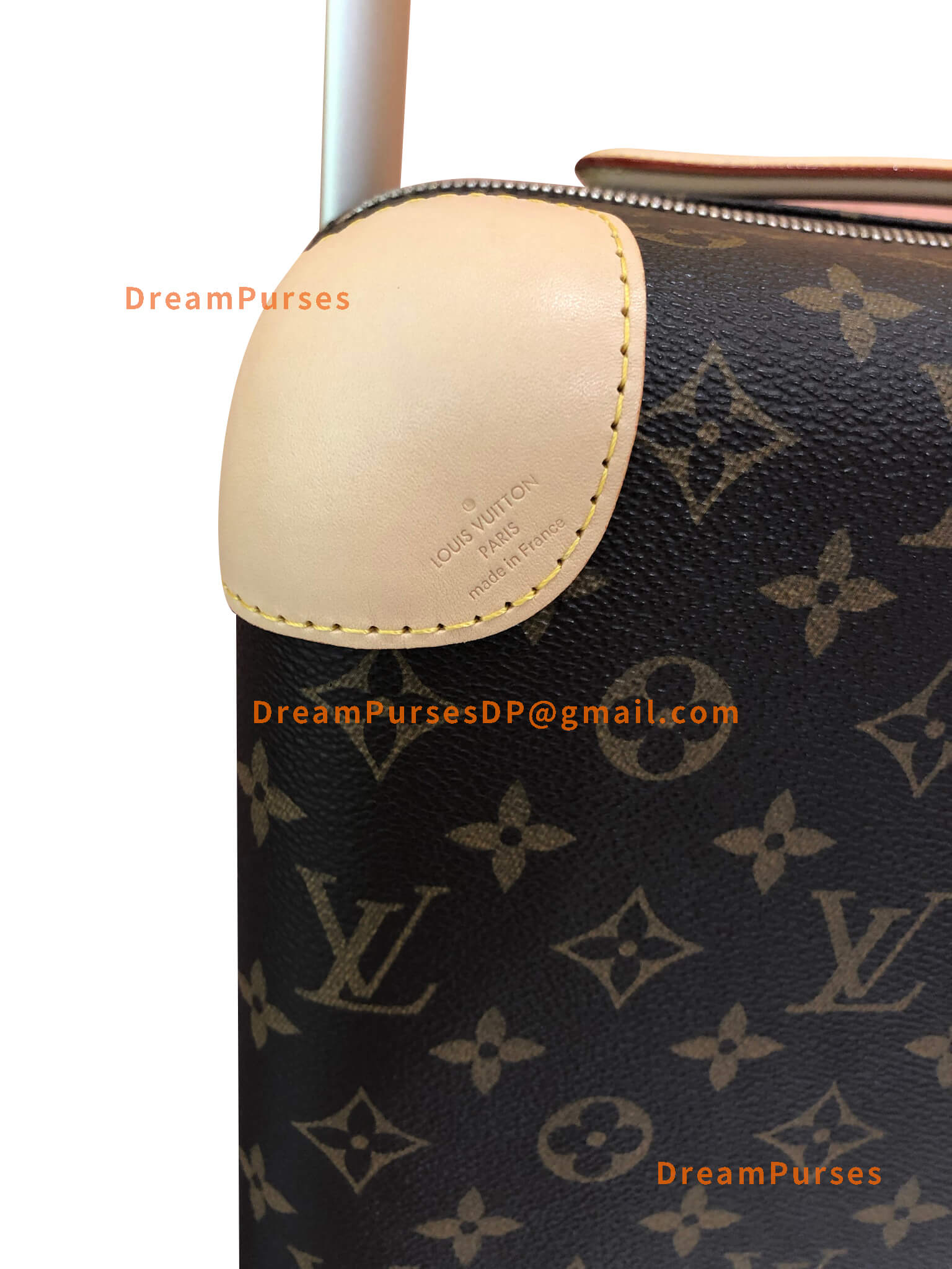 best 1 to 1 Louis Vuitton Horizon 55 fake