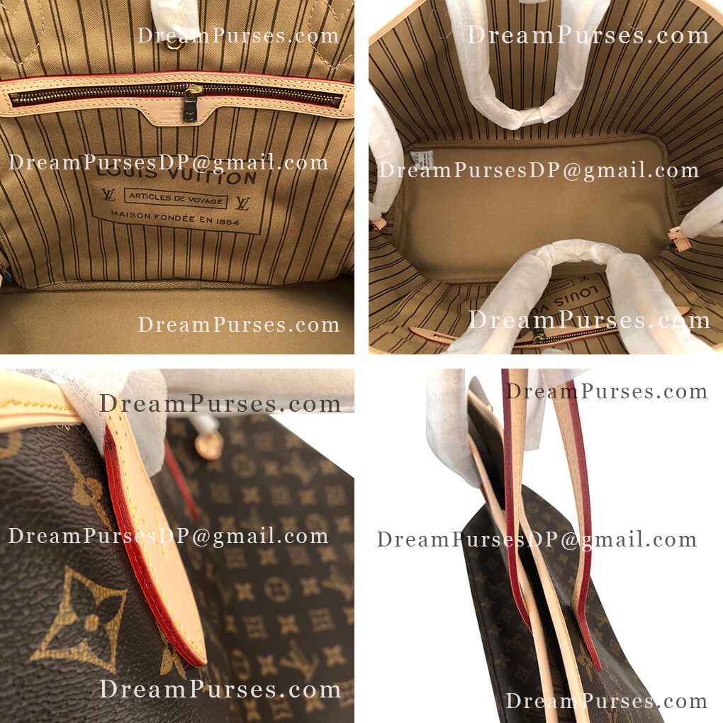 copy Louis Vuitton NEVERFULL GM