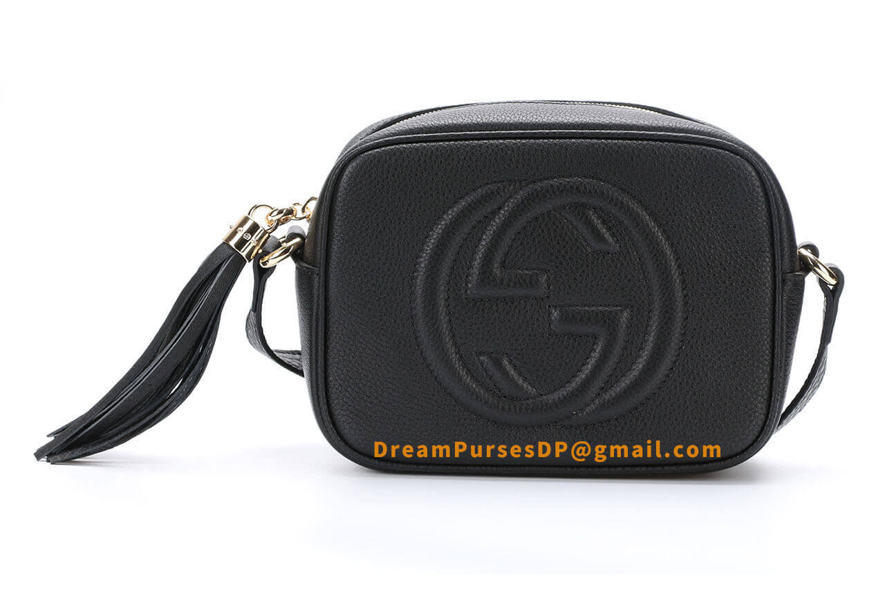 Gucci Soho Small Leather Disco Bag Replica