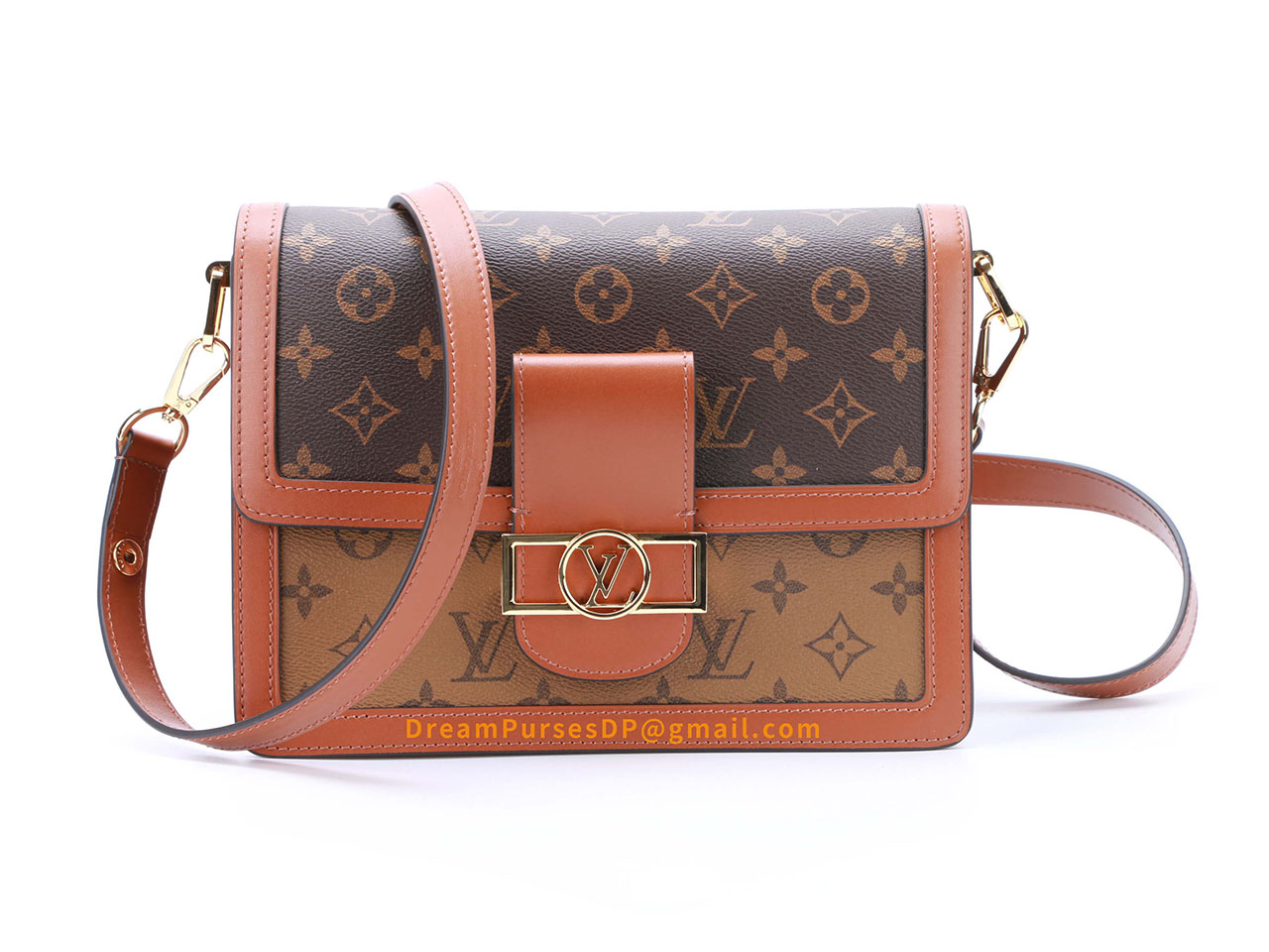 Louis Vuitton Dauphine MM M44391