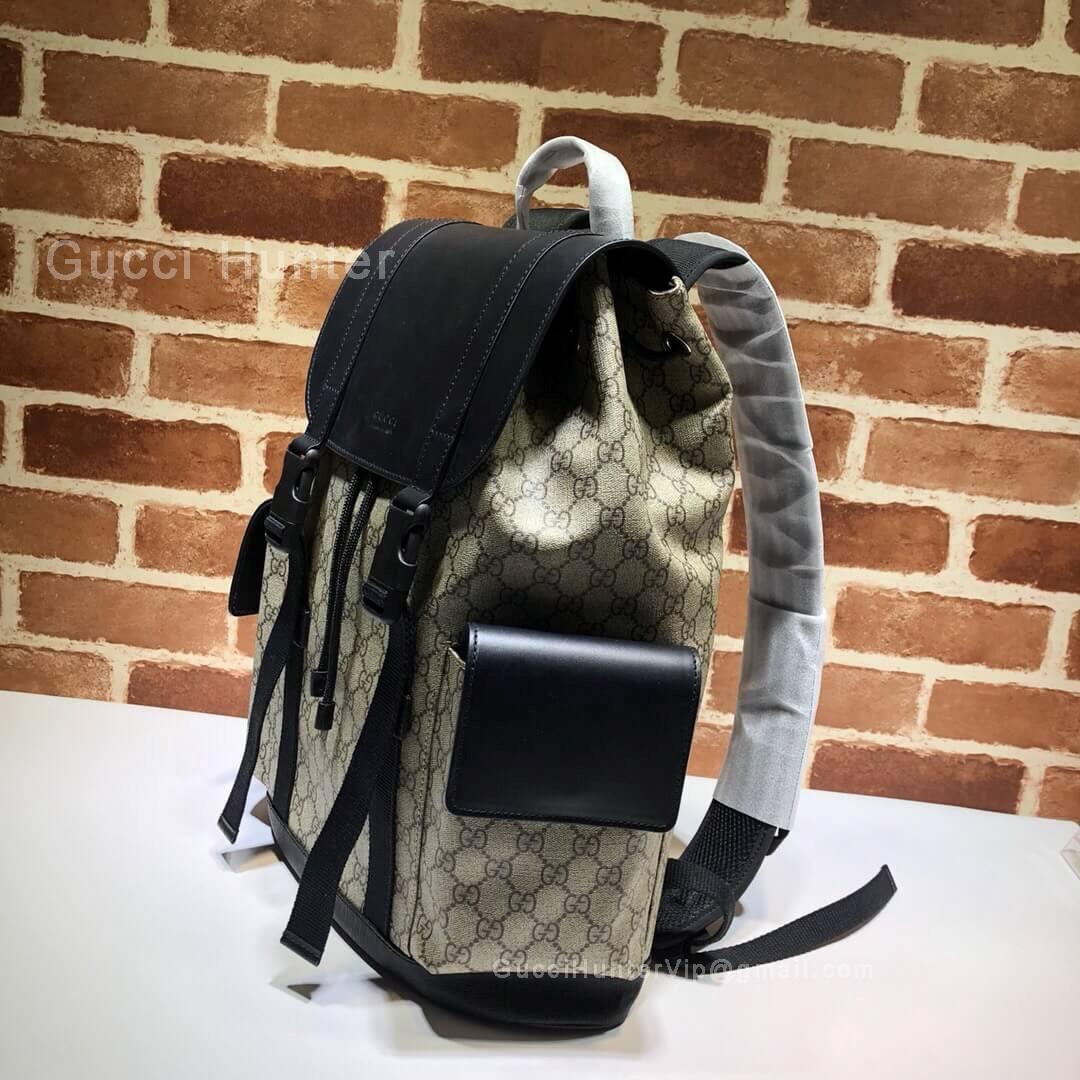 GUCCI Soft GG Supreme Backpack Replica