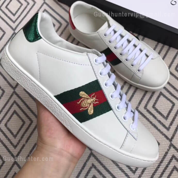 Gucci Ace Replica Embroidered Sneakers White customer review