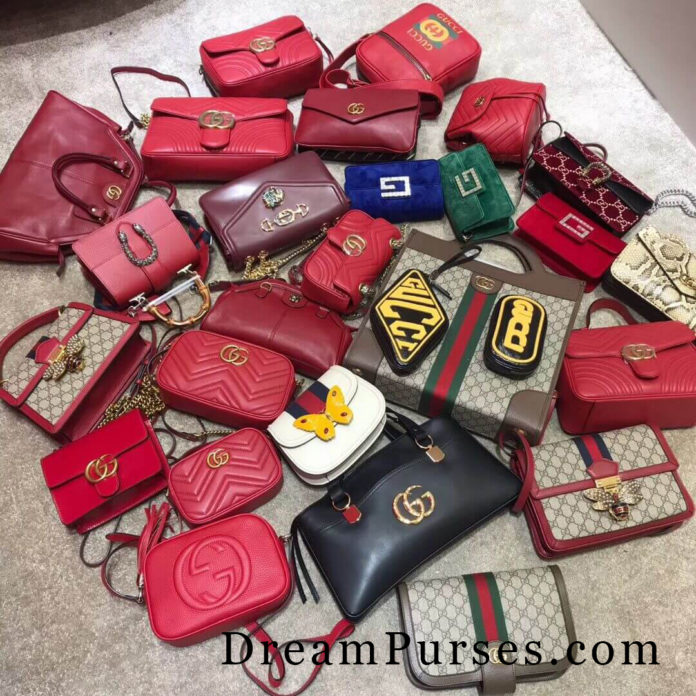Replica handbags from China.