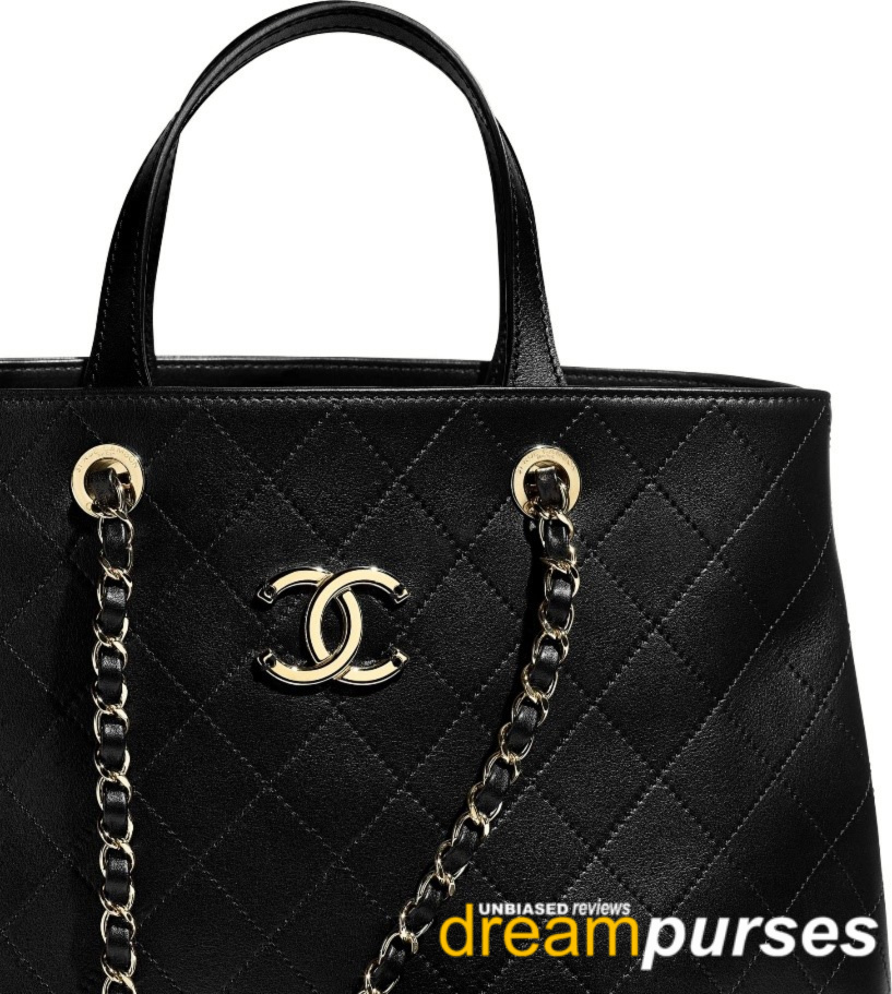 Chanel Replica Tote Handbag Review