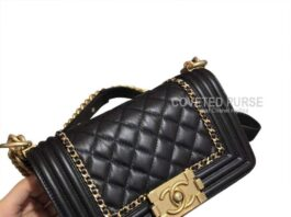 Chanel Replica Small Boy Bag