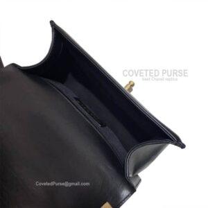 Chanel boy bag replica inside
