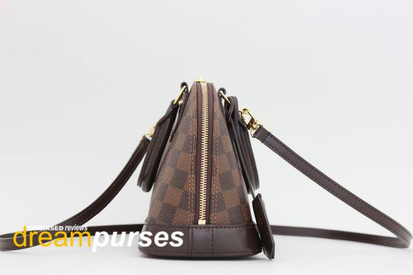 Louis Vuitton Alma replica shoulder strap